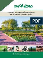 2019 Intl Turf Catalog Esp 0