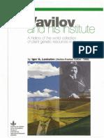 Vavilov and his institute