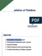 Emerson InstallationOfFieldbus[1]