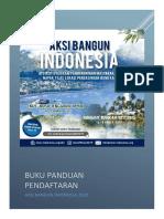 Buku Panduan Pendaftaran ABI 2020