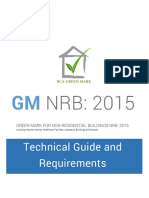 NRB2015 Technical Guide Requirements
