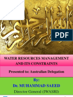 Water Resources for Australian Awards 15.2.19