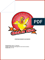 Brand Management ChickenSlice (Pvt) Ltd
