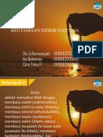 PPT K.6 Dzikir Dan Doa