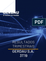 RESULTADO GERDAU