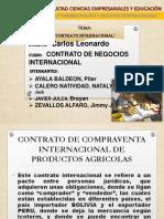 Contratos Internacionales Grupal Pppt