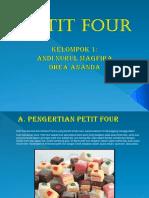 Petit Four