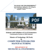 4. Computer Integrated Manufacturing