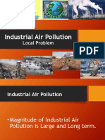 Industrial Air Emission - Local