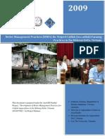 BetterManagementPractices(BMPs)forStripedCatfish(tracat