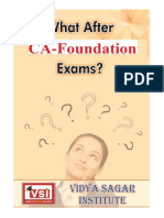 CA Foundation BMRS - Key
