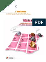 Recursos Minerais - O Potencial de Portugal 2016