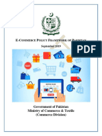 e-Commerce Policy of Pakistan.pdf