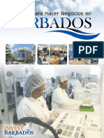 Guide to Doing Business in Barbados Español