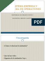 Ua1 Sistema Empresa y Subsistema de Operaciones
