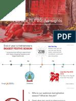 Vietnam Tet Insights 2018