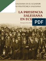 La Presencia Salesiana en Ecuador
