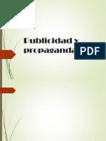 Publicidad y Propaganda Ppt