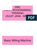VMC Programing Manual