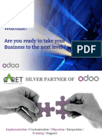 Odoo Silver Partner - Odoo Implementation, Customization, Support