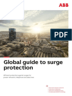 1TXH000565C0201 Global Guide to Surge Protection en BR