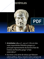 Aristóteles Trabalho Da Deise