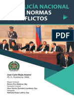 Libro Juridico Policia Entre Normas y Conflictos Compressed