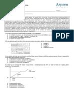 Examen diferenciado química 10° periodo 1