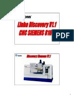 Diferenças Discovery Siemens