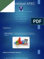 Conferecia No. 2, Análisis Financiero.pptx