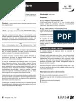 Glicose Liquiform 133 Port