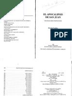 FOULKES, Ricardo (1989). El Apocalipsis de San Juan, Una lectura desde América Latina. Buenos Aires. Nueva Creación.