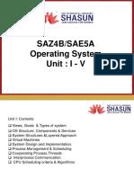 Operating System 05 2017 2018