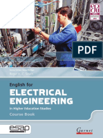 Garnet - English for Electrical Engineering Course Book