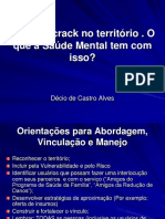 Alcool e Crack No Territorio ALVES Decio de Castro