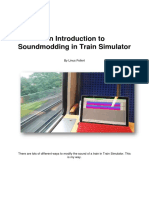 Introduction to Sound Modding Railworks