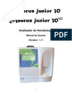 Manual Abacus Jr 30 -Espau00F1ol