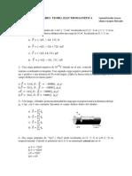 Problemario teoría electromagnética CUCEI