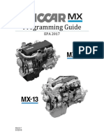 2017 Paccar Mx Programming Guide