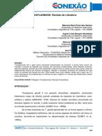 37 TOXOPLASMOSE Revisão de Literatura