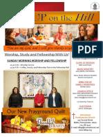 Newsletter November 2019 Website