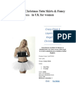 Wholesale Women Fancy Dresses & Tu Tu Skirts in UK for Christmas