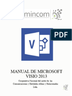 Manual de Visio 2013