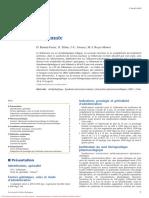 Suivi Thérapeutique Pharmacologique Du Felbamate
