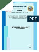 Estudio Geologico Geotecnico Molino Corregido