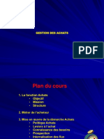Cours Achat P1