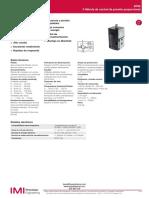 Valvula Proporcional Norgren Vp50