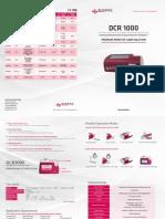 dcr-1000 biozek analyzer