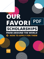 Our Favourite Global Scholarships and How to Apply for Them
