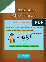 UNIDAD DE EXPRESION ALGEBRAICA